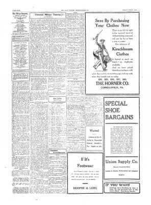 The Daily Courier from Connellsville, Pennsylvania on June 14, 1918 · Page 4