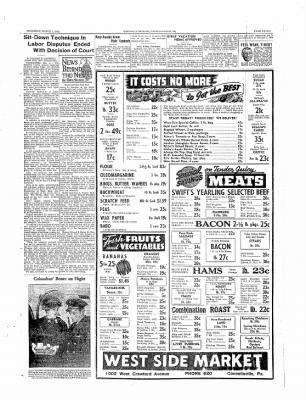 The Daily Courier from Connellsville, Pennsylvania on March 2, 1939 · Page 7