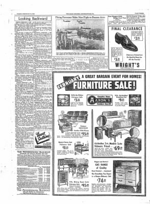 The Daily Courier from Connellsville, Pennsylvania on February 18, 1938 · Page 3