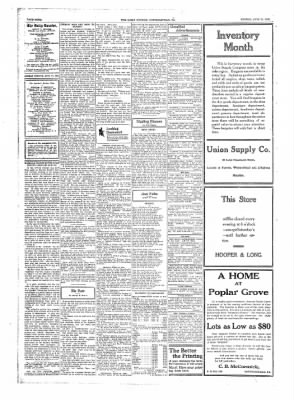 The Daily Courier from Connellsville, Pennsylvania on June 17, 1918 · Page 4