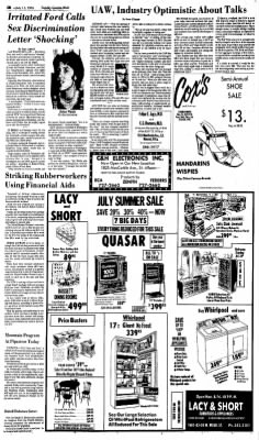 Sunday Gazette-Mail from Charleston, West Virginia on July 11, 1976 · Page 16