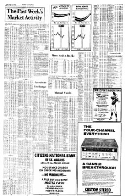 Sunday Gazette-Mail from Charleston, West Virginia on September 3, 1972 · Page 14