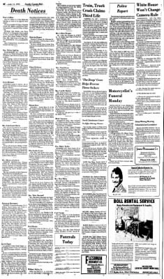 Sunday Gazette-Mail from Charleston, West Virginia on July 11, 1976 · Page 32