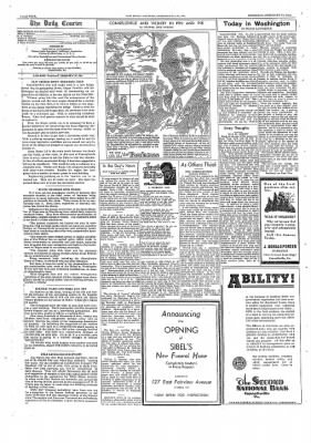 The Daily Courier from Connellsville, Pennsylvania on February 19, 1938 · Page 4
