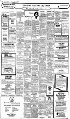Sunday Gazette-Mail from Charleston, West Virginia on July 11, 1976 · Page 34