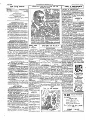 The Daily Courier from Connellsville, Pennsylvania on February 21, 1938 · Page 4