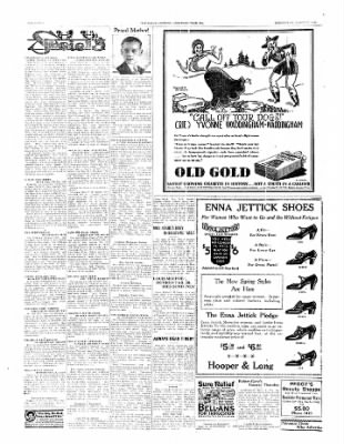 The Daily Courier from Connellsville, Pennsylvania on March 5, 1930 · Page 2