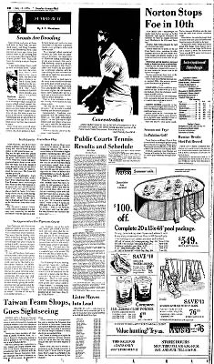Sunday Gazette-Mail from Charleston, West Virginia on July 11, 1976 · Page 42