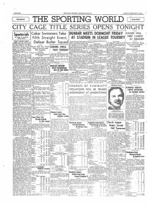 The Daily Courier from Connellsville, Pennsylvania on February 21, 1938 · Page 10