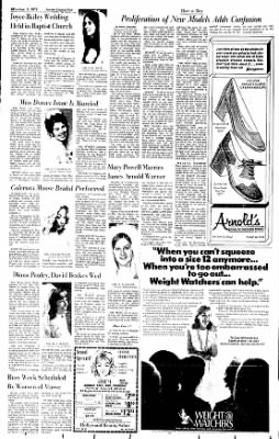 Sunday Gazette-Mail from Charleston, West Virginia on September 3, 1972 · Page 42