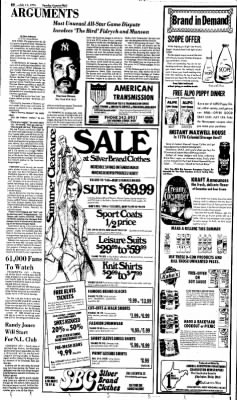 Sunday Gazette-Mail from Charleston, West Virginia on July 11, 1976 · Page 48