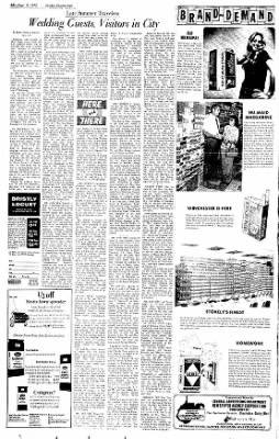 Sunday Gazette-Mail from Charleston, West Virginia on September 3, 1972 · Page 44