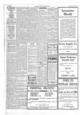 The Daily Courier from Connellsville, Pennsylvania on June 22, 1918 · Page 4