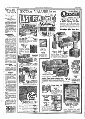The Daily Courier from Connellsville, Pennsylvania on February 23, 1938 · Page 3