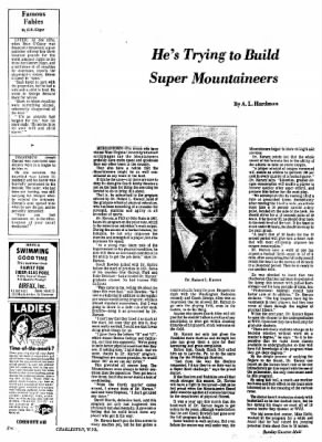 Sunday Gazette-Mail from Charleston, West Virginia on September 3, 1972 · Page 48