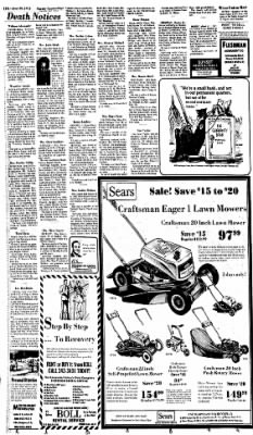 Sunday Gazette-Mail from Charleston, West Virginia on June 30, 1974 · Page 14