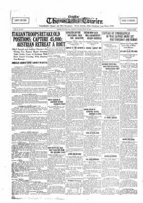 The Daily Courier from Connellsville, Pennsylvania on June 24, 1918 · Page 1