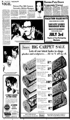 Sunday Gazette-Mail from Charleston, West Virginia on June 30, 1974 · Page 23