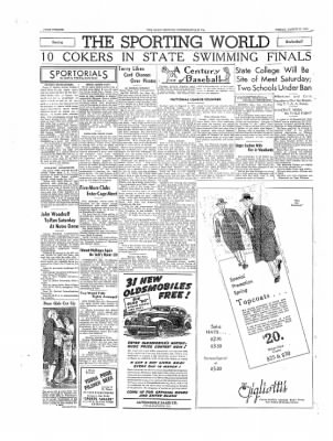 The Daily Courier from Connellsville, Pennsylvania on March 10, 1939 · Page 12