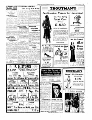 The Daily Courier from Connellsville, Pennsylvania on March 7, 1930 · Page 10