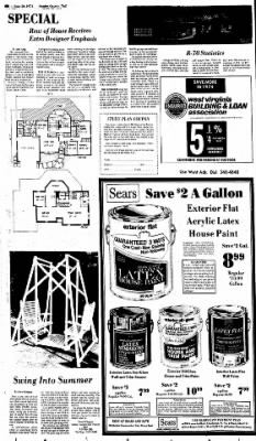 Sunday Gazette-Mail from Charleston, West Virginia on June 30, 1974 · Page 47