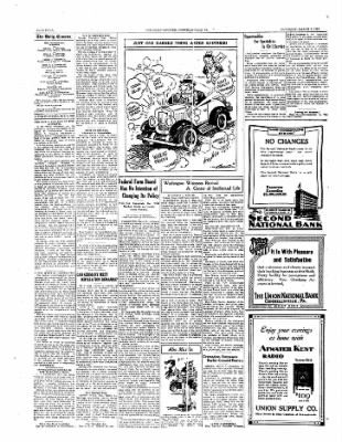 The Daily Courier from Connellsville, Pennsylvania on March 8, 1930 · Page 4
