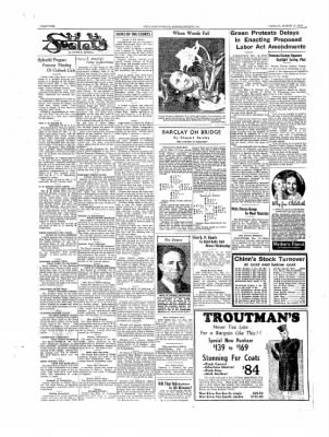 The Daily Courier from Connellsville, Pennsylvania on March 14, 1939 · Page 2