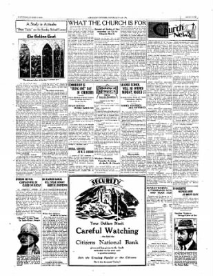 The Daily Courier from Connellsville, Pennsylvania on March 8, 1930 · Page 15