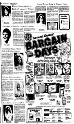 Sunday Gazette-Mail from Charleston, West Virginia on August 24, 1975 · Page 35