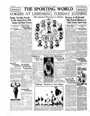 The Daily Courier from Connellsville, Pennsylvania on March 8, 1930 · Page 18