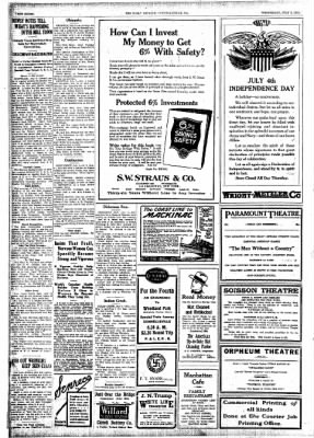 The Daily Courier from Connellsville, Pennsylvania on July 3, 1918 · Page 8