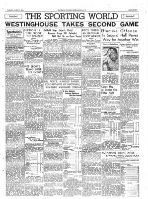 The Daily Courier from Connellsville, Pennsylvania on March 1, 1938 · Page 7