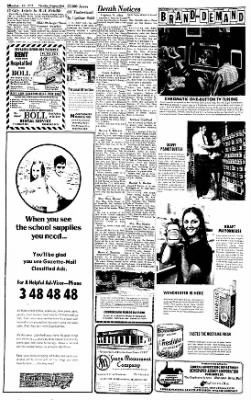 Sunday Gazette-Mail from Charleston, West Virginia on September 10, 1972 · Page 22