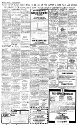 Sunday Gazette-Mail from Charleston, West Virginia on September 10, 1972 · Page 30