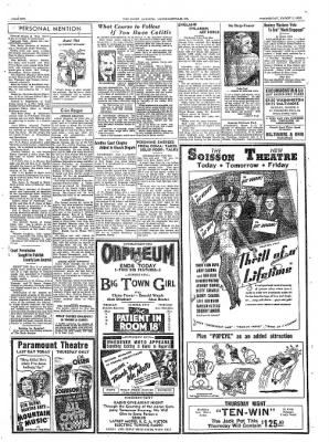 The Daily Courier from Connellsville, Pennsylvania on March 2, 1938 · Page 6