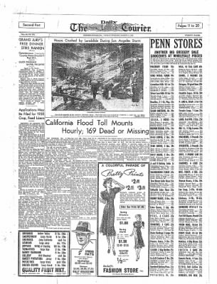 The Daily Courier from Connellsville, Pennsylvania on March 4, 1938 · Page 3