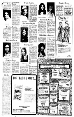 Sunday Gazette-Mail from Charleston, West Virginia on September 10, 1972 · Page 50