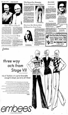 Sunday Gazette-Mail from Charleston, West Virginia on July 18, 1976 · Page 29