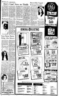 Sunday Gazette-Mail from Charleston, West Virginia on September 10, 1972 · Page 55