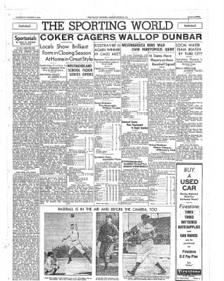 The Daily Courier from Connellsville, Pennsylvania on March 5, 1938 · Page 7