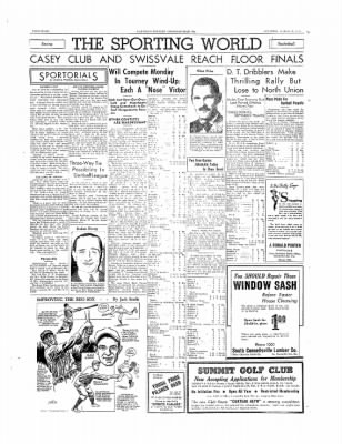 The Daily Courier from Connellsville, Pennsylvania on March 18, 1939 · Page 8