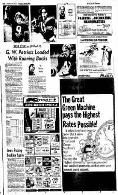Sunday Gazette-Mail from Charleston, West Virginia on August 24, 1975 · Page 83