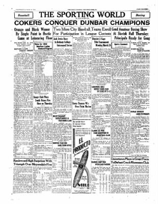 The Daily Courier from Connellsville, Pennsylvania on March 12, 1930 · Page 13
