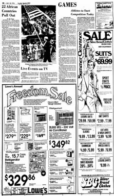 Sunday Gazette-Mail from Charleston, West Virginia on July 18, 1976 · Page 44