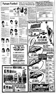 Sunday Gazette-Mail from Charleston, West Virginia on August 24, 1975 · Page 88