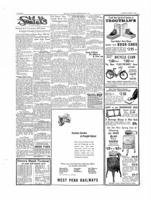 The Daily Courier from Connellsville, Pennsylvania on March 20, 1939 · Page 2