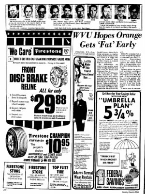 Sunday Gazette-Mail from Charleston, West Virginia on September 10, 1972 · Page 72