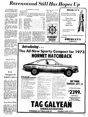 Sunday Gazette-Mail from Charleston, West Virginia on September 10, 1972 · Page 75