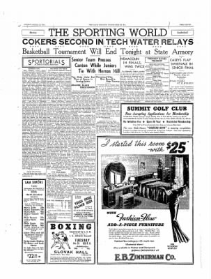 The Daily Courier from Connellsville, Pennsylvania on March 20, 1939 · Page 7