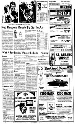Sunday Gazette-Mail from Charleston, West Virginia on August 24, 1975 · Page 94